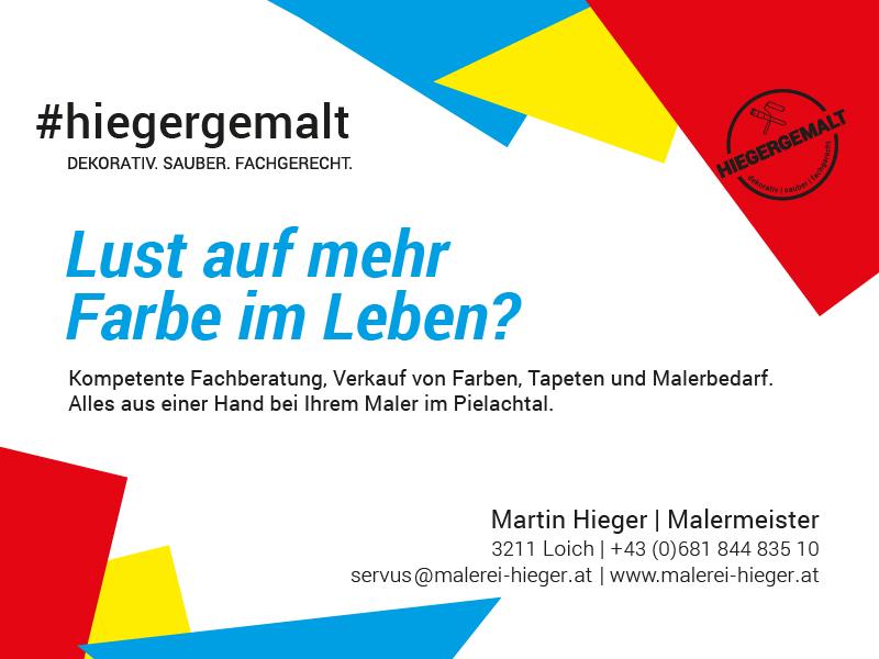 Martin Hieger Malermeister