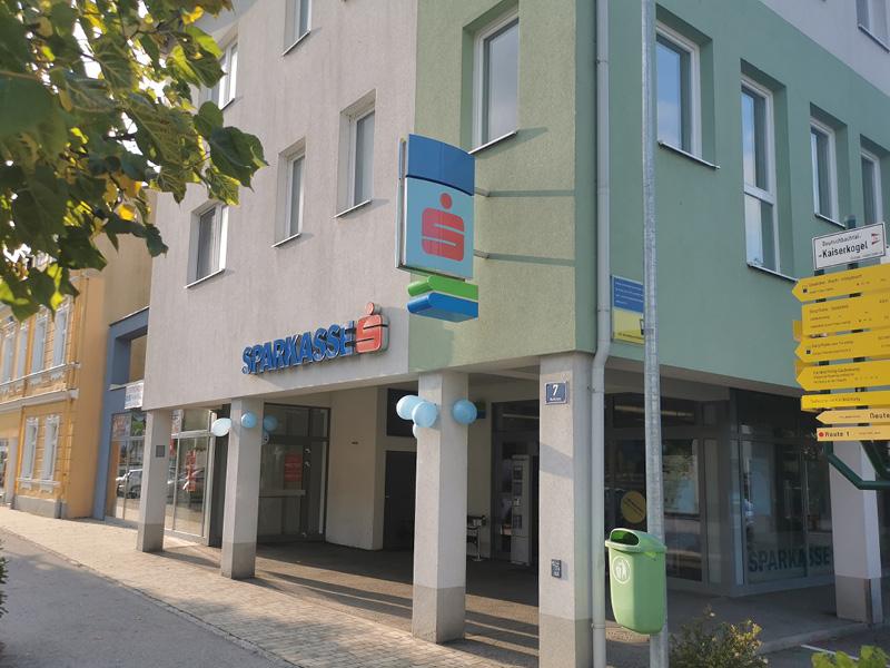 Sparkasse Niederösterreich Mitte West AG | Filiale Rabenstein